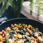 Recipe || A Twist on a Saag Aloo