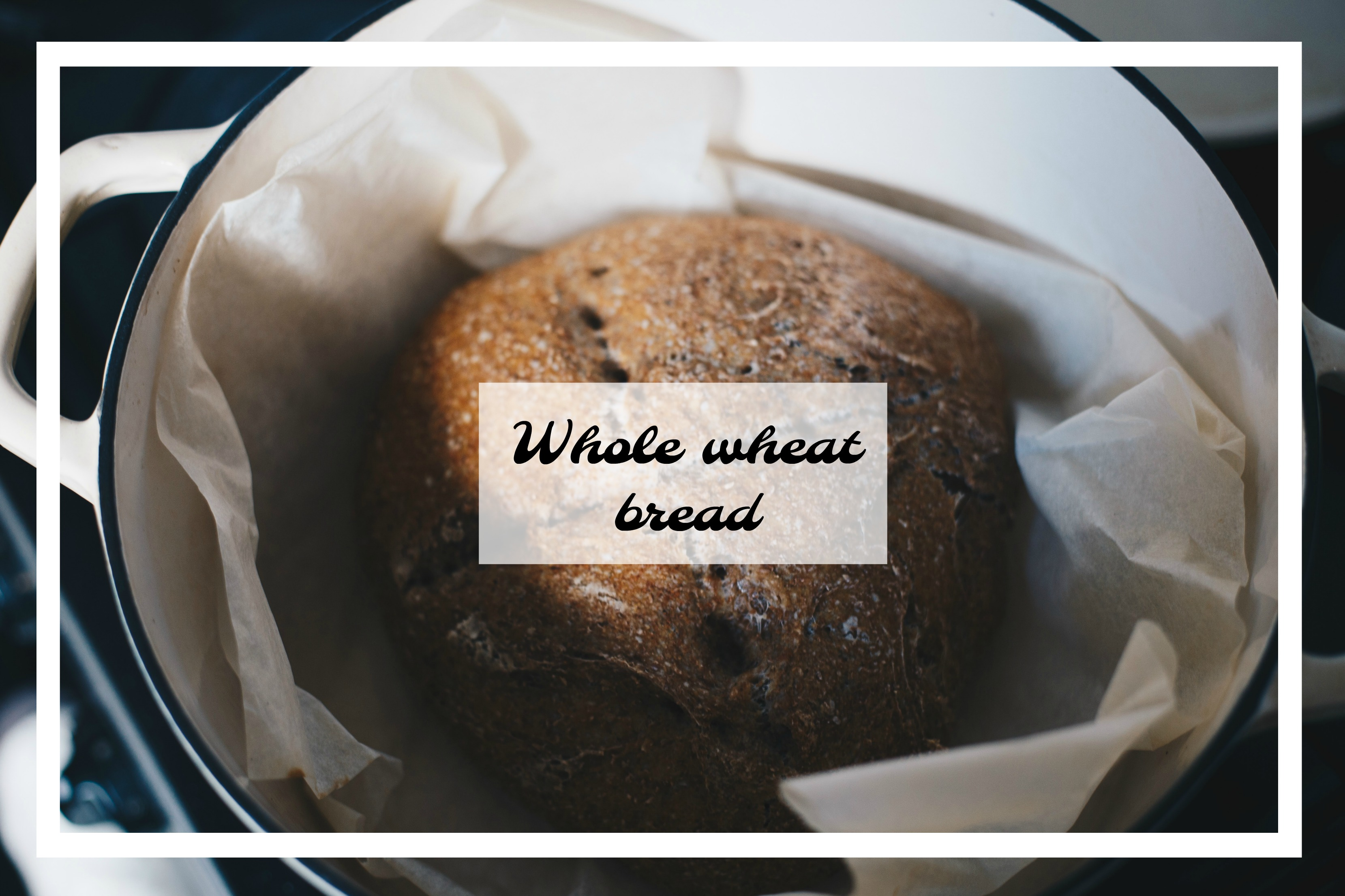 Recipes Whole Wheat Bread Rhyme Amp Ribbons