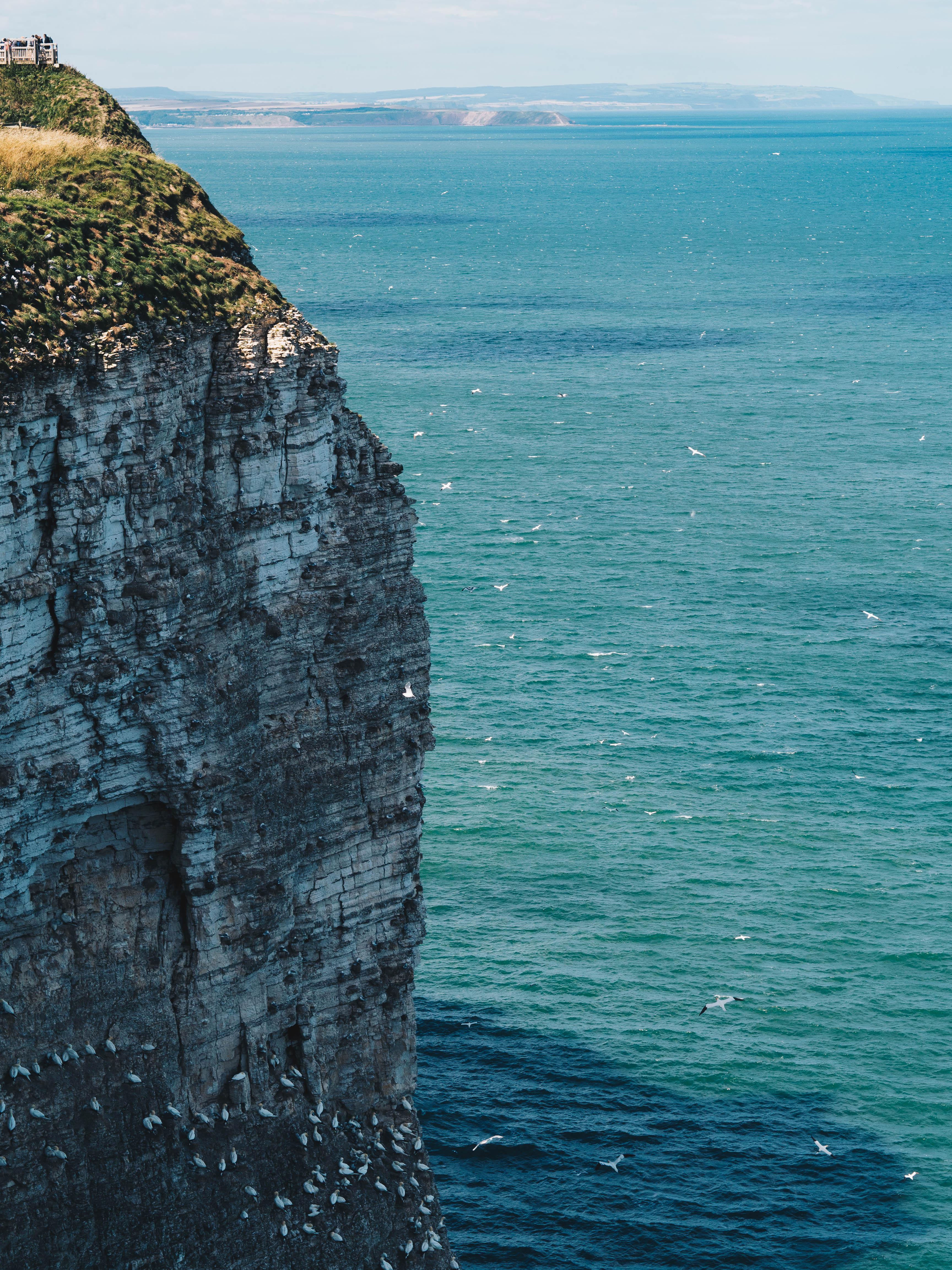 round cliff