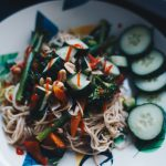 Recipes || Spicy Vegan Noodles