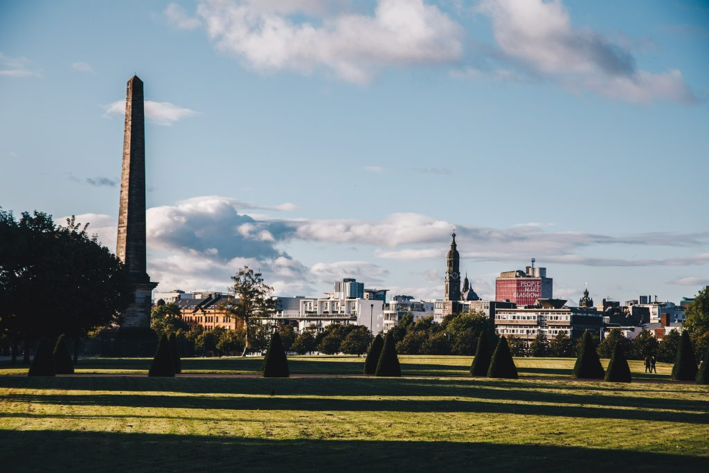 all of glasgow green