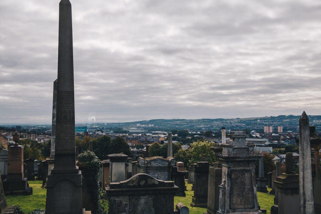 graves Glasgow Necropolis