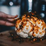 Recipes || Whole Roasted Cauliflower