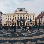 Travel || A 48 Hour Bratislava City Break