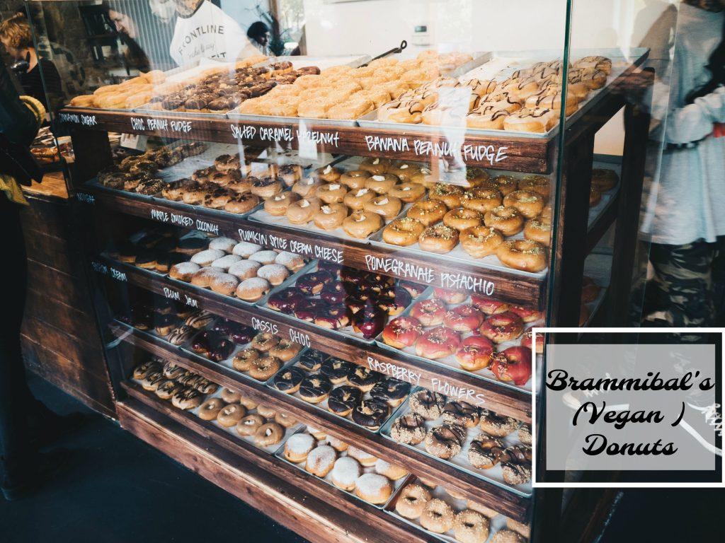brammibal's vegan donuts in Berlin