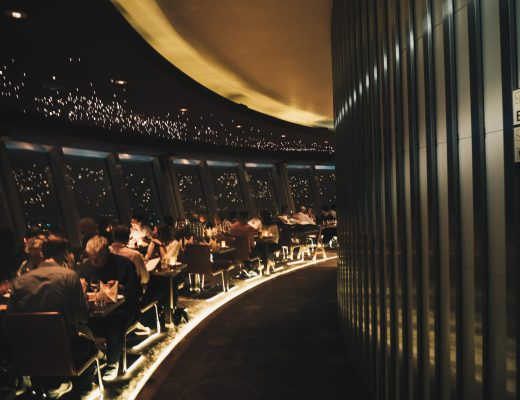 rotating restaurant