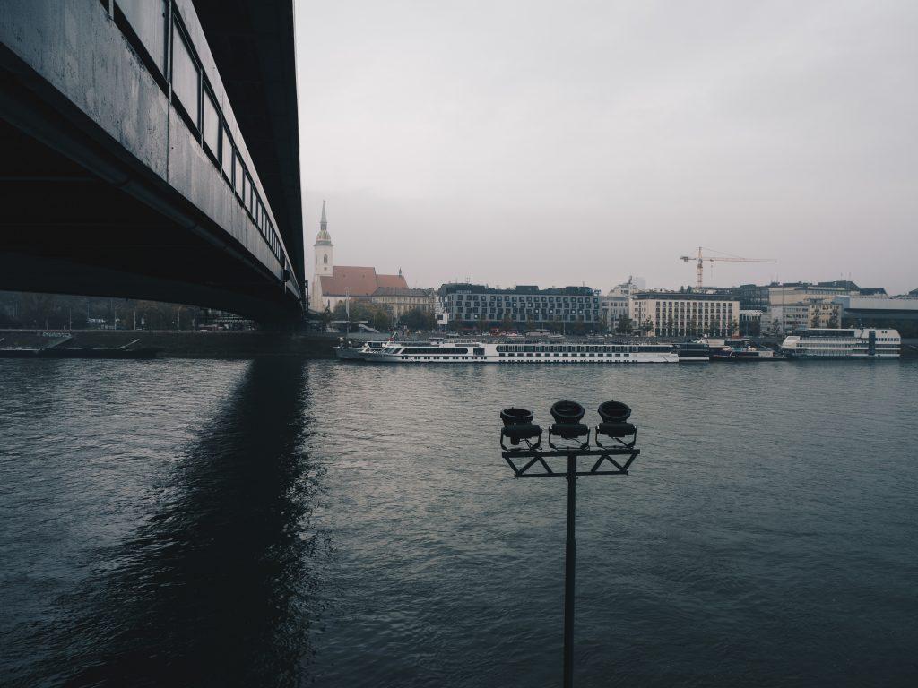 view along most snp bridge