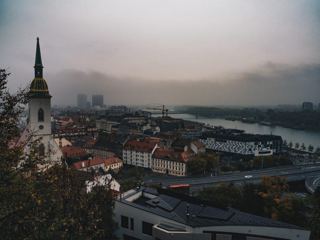 view castle