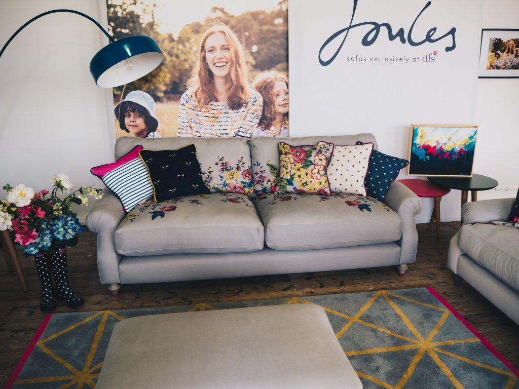 joules dfs floral mushroom sofa