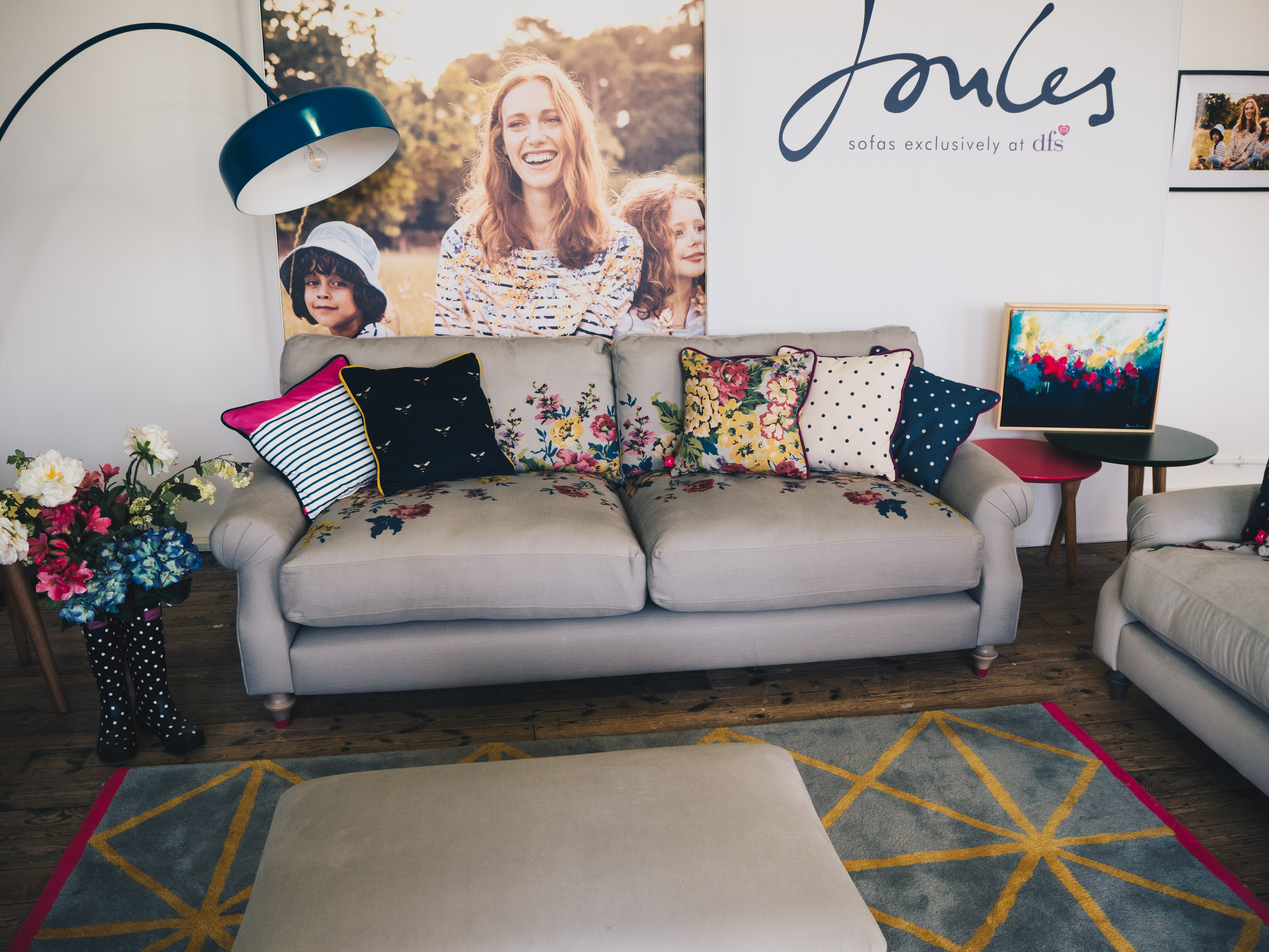Peachy At Dfs For The Joules Dfs Collaboration Sneak Peek Rhyme Andrewgaddart Wooden Chair Designs For Living Room Andrewgaddartcom