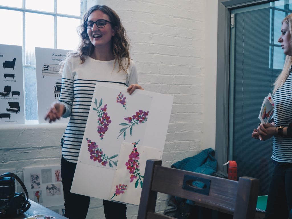 pattern design workshop