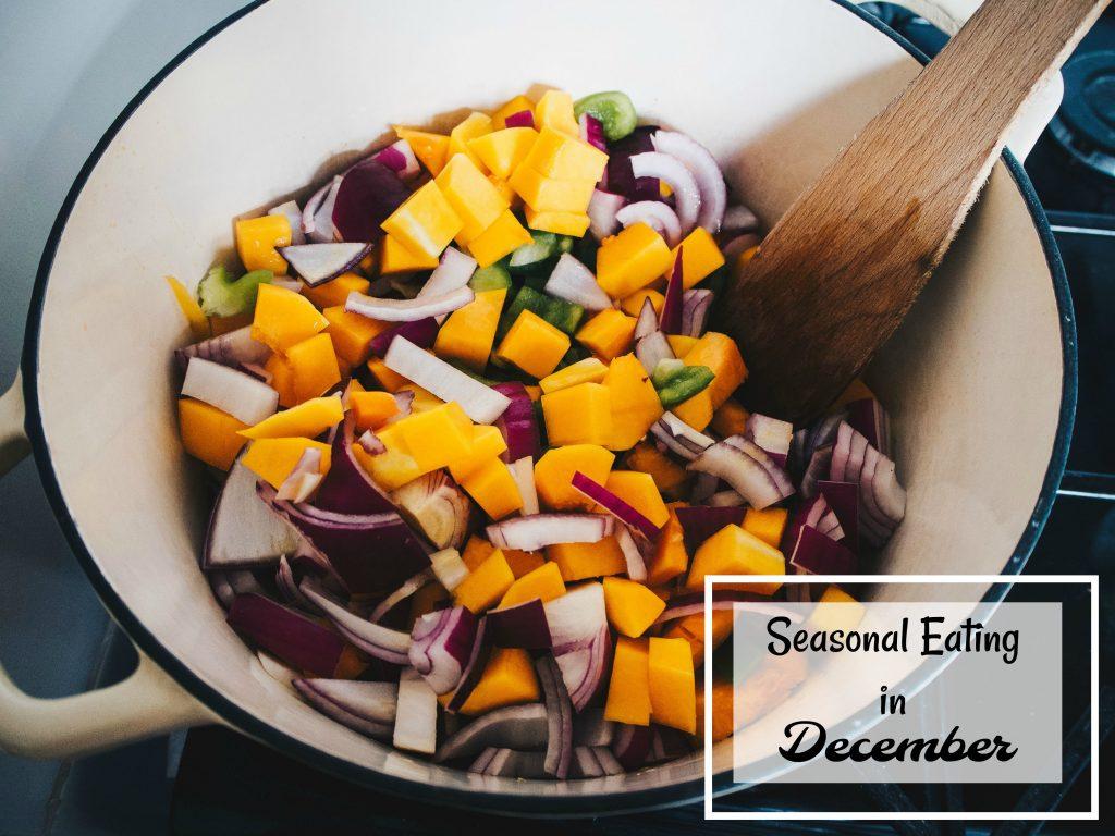seasonal eating in december
