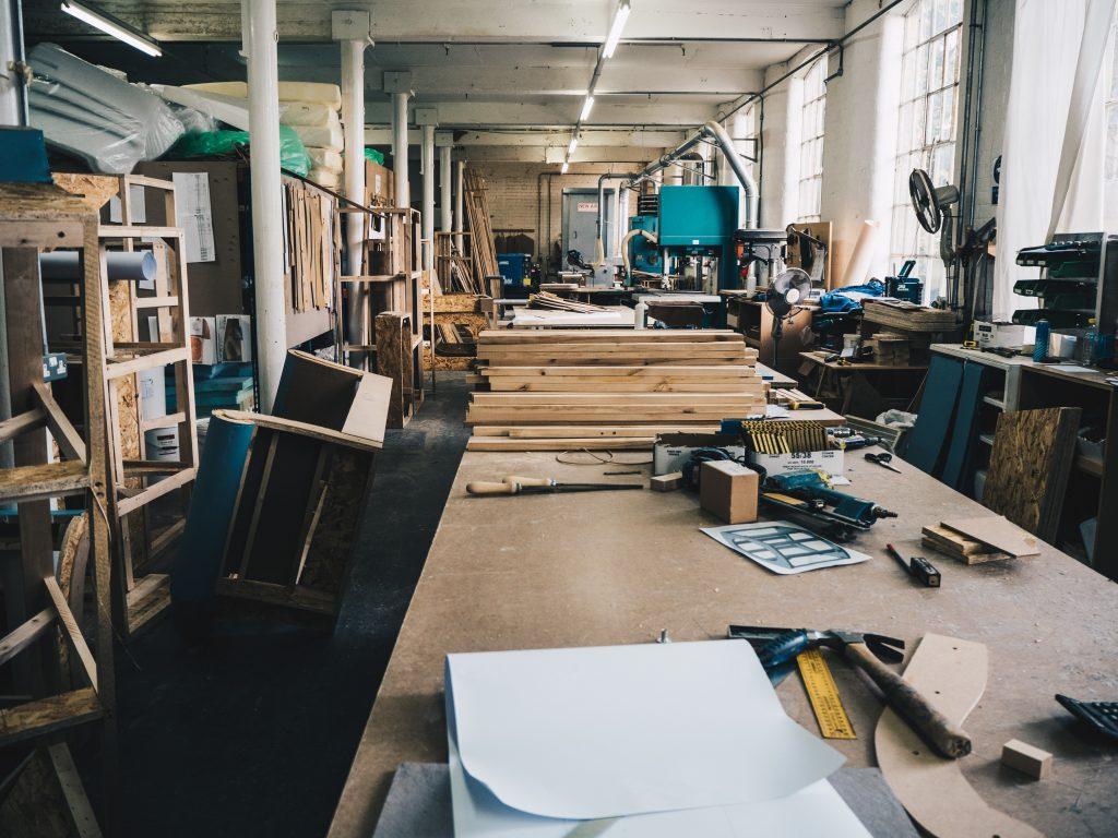woodmill workshop