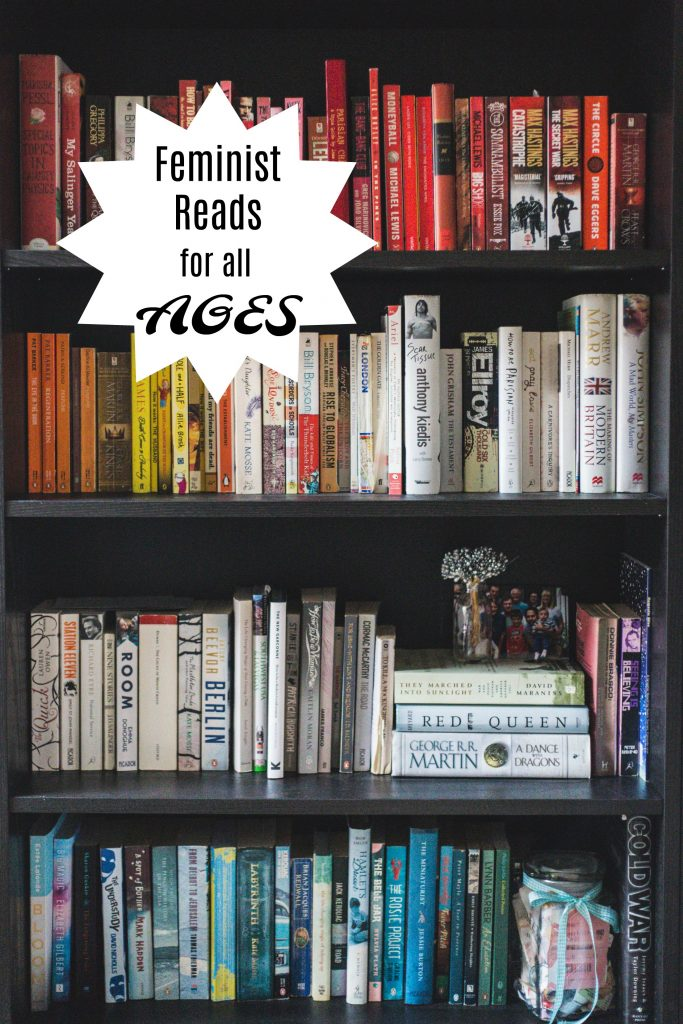 FEMINIST READS FOR ALL AGES