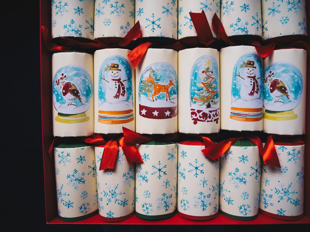 laura ashley christmas crackers
