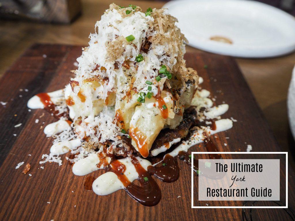 ultimate york restaurant guide