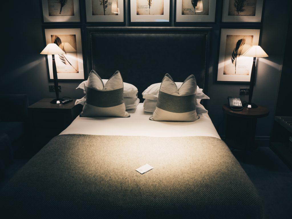 bed at dakota deluxe