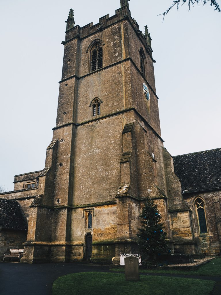 church stow on the wold