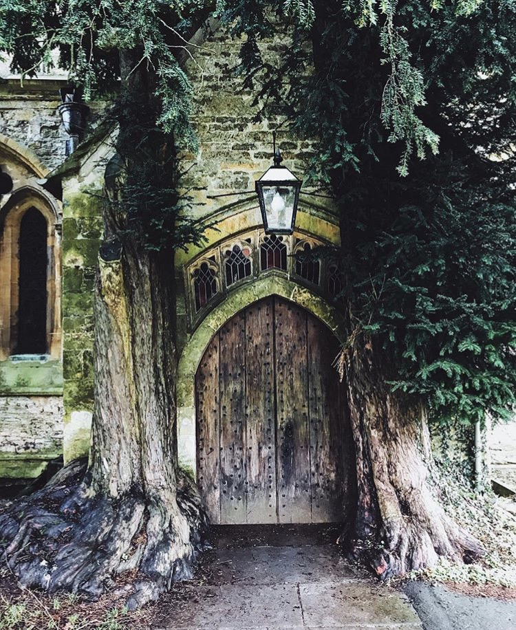door church stow