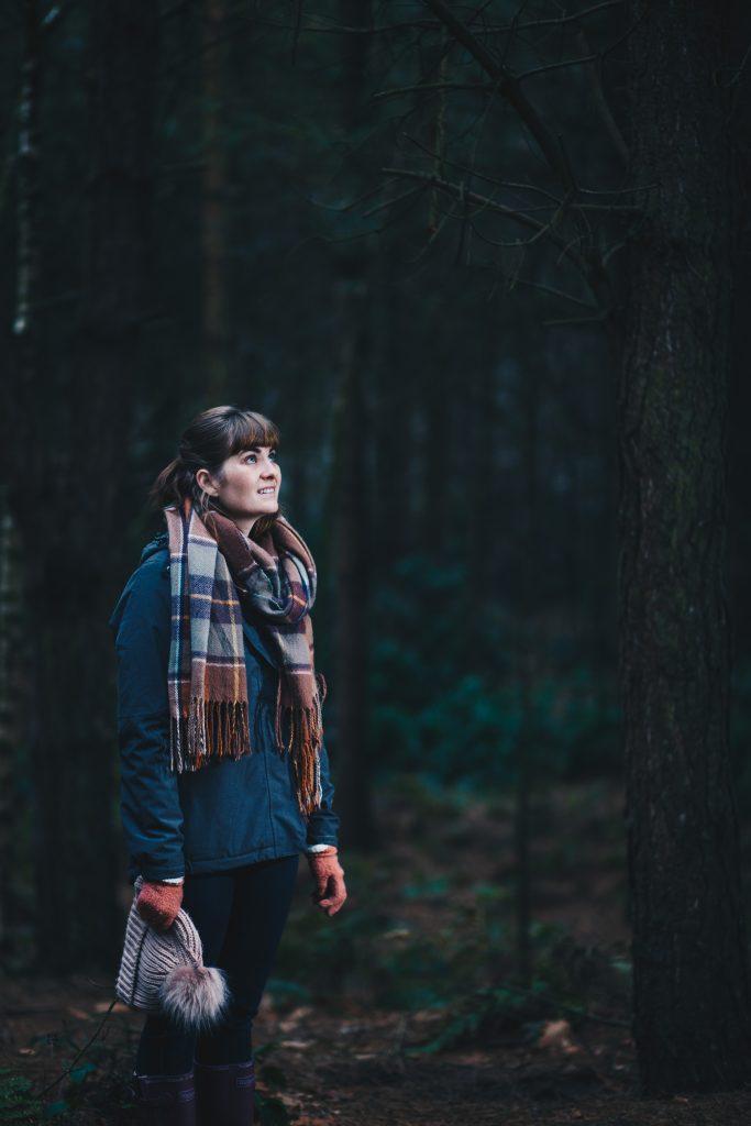 me in wood