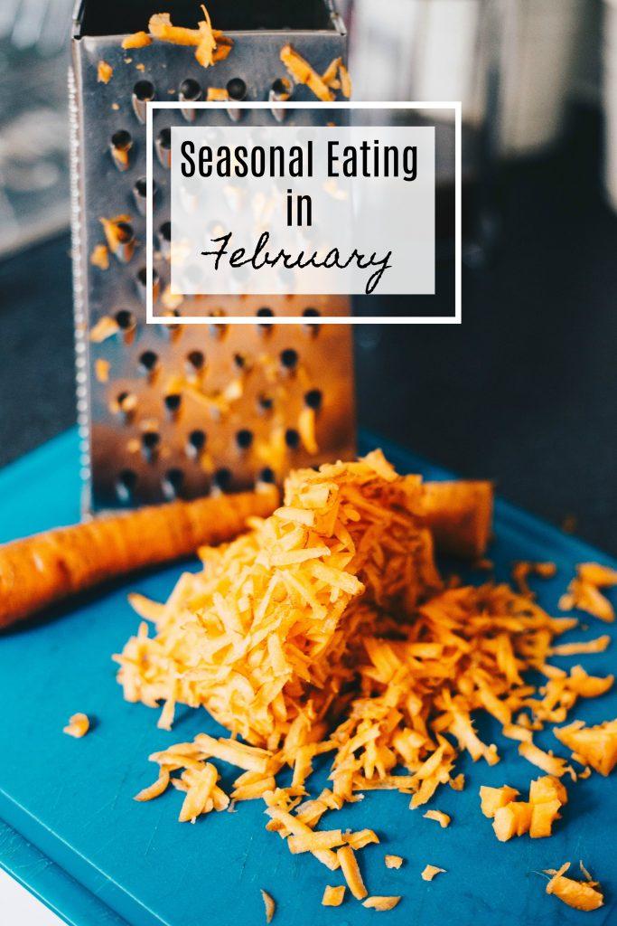 seasonal eating in february